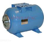 Гидроаккумулятор 24 л, водоснабжение 8 бар, синий (t от -10 до +100), 7021 (ГА24Г), Джилекс