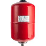 Расширительный бак на отопление 12 л. (цвет красный), STOUT