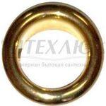 Кольцо отверстия перелива раковины, бронза, CZR-RNG-Br, Cezaris