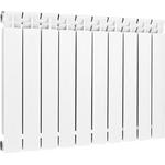 Радиатор алюминиевый ALECORD VG 350/80, 10 секций
