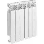 Радиатор алюминиевый OASIS VG 500/60/4