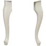 Ножки фигурные (2 шт в уп.), 1A155403XX010, Акватон