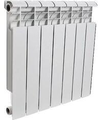 Радиатор алюминиевый ROMMER Profi 350, 7 секций