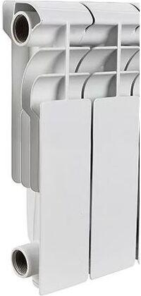 Радиатор алюминиевый ROMMER Plus 200, 2 секции