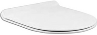 Крышка для унитаза CERSANIT STREET FUSION, S-DS-SFU-S-DL-m дюропласт, lifting