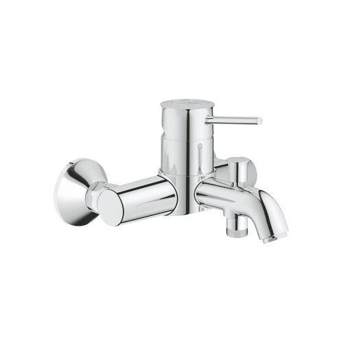Cмеситель для ванны с переключателем «Bauclassic», 32865000, Grohe