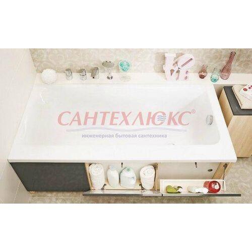 Модуль для ванны Smart, белый, 170х80, P-PM-SMART*170/Wh, Cersanit