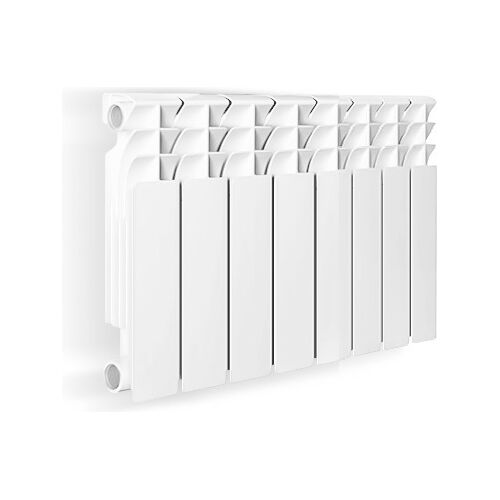 Радиатор биметаллический ALECORD GMB 350/80, 8 секций